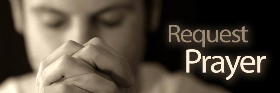 request-prayer