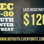 ND Youth Winter Retreat